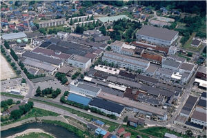 グローバルウェーハズ・ジャパン株式会社小国結晶センター